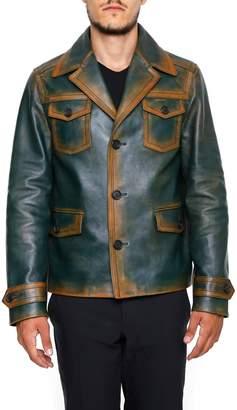 Prada Vintage Calfskin Jacket