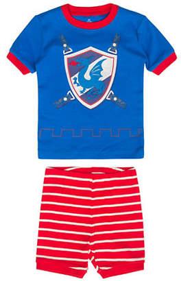 Petit Lem Knight Shield Cotton Pyjamas