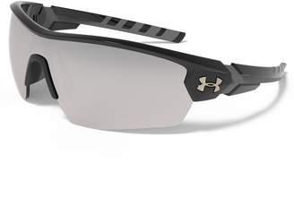 Under Armour Men's Rival Semirimless Wrap Sunglasses