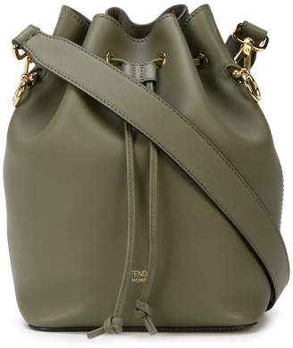 Fendi drawstring bucket bag