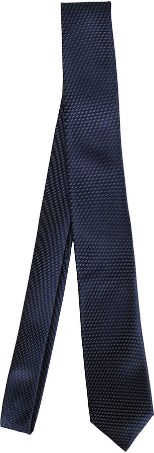 CornelianiCorneliani Dotted Tie