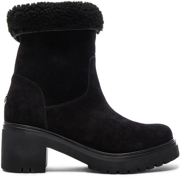 MonclerMoncler Suede Cassandre Stivale Boots
