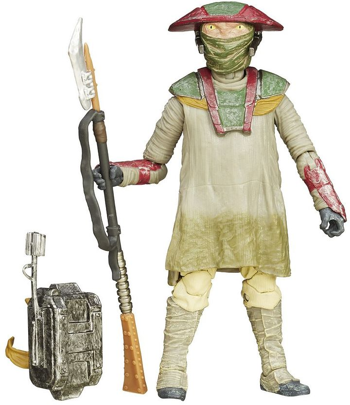 Hasbro Star Wars: Episode VII The Force Awakens The Black Series 6-in. Constable Zuvio Figure by Hasbro