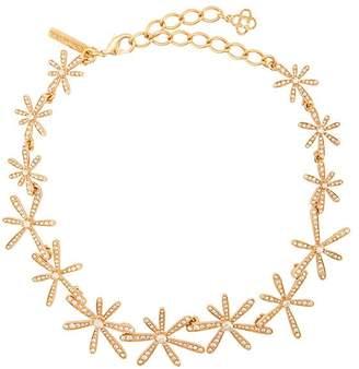 Oscar de la Renta Daisy collar necklace