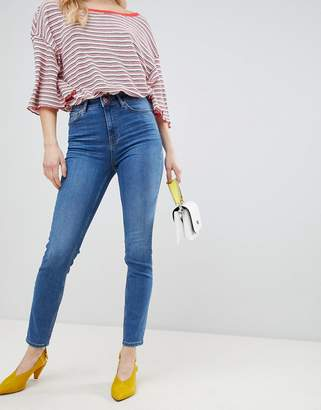 New Look High Rise Lift And Shape Skinny Jean