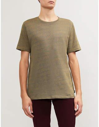 Paul Smith Mottled cotton-jersey T-shirt