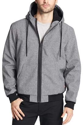 Levi's Sherpa-Lined Hooded Bomber Jacket