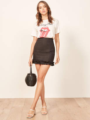 Reformation Alexa Skirt