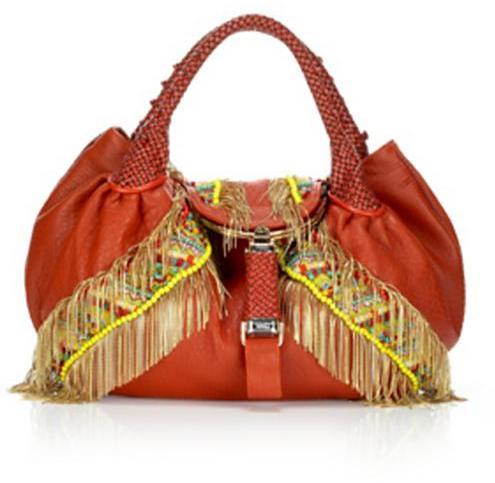 Fendi Beaded Spy Bag