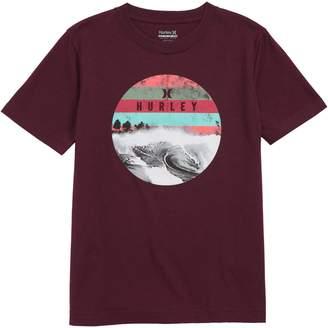 Hurley Dusk Graphic T-Shirt