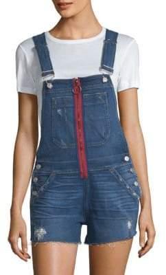 Hudson Jeans Joey Denim Overalls