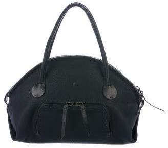 Henry Beguelin Leather Shoulder Bag