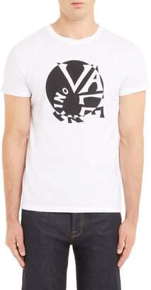 Valentino Wave Print T-Shirt
