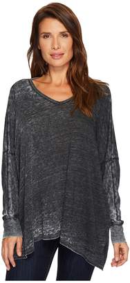 Allen Allen Sweater Popover Women's Sweater