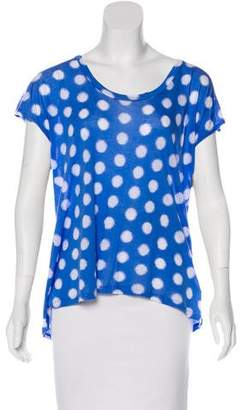 MICHAEL Michael Kors Short Sleeve Polka Dot T-Shirt