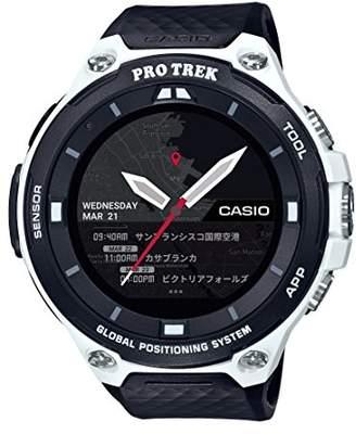 Casio Men's 'PRO TREK' Quartz Resin Outdoor Smartwatch