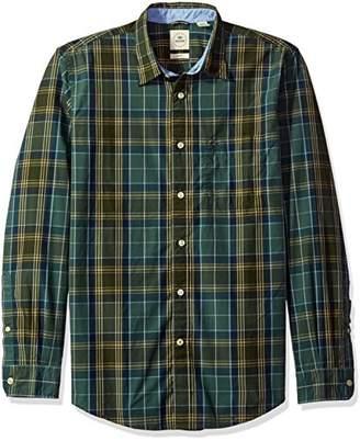 6a813c391b1 at Amazon.com · Dockers Poplin Long Sleeve Button-Front Shirt