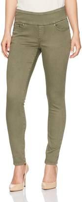 Jag Jeans Women's Petite Nora Skinny Pull on Jean, Knit