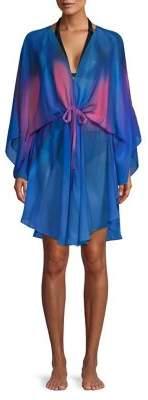 Gottex Printed Kimono Cover-Up