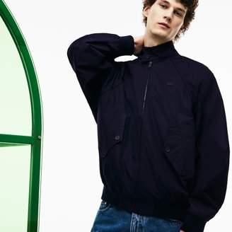 Lacoste Men's Fashion Show Oversized Jacket