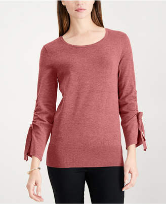 Alfani Bow-Sleeve Sweater