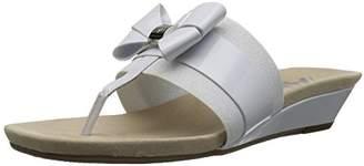 Anne Klein AK Sport Women's Impeccable Sandal Slide