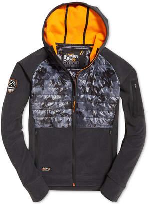 Superdry Men's Mountain Softshell Hybrid Jacket