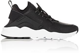 Nike Women's Air Huarache Run Ultra Premium Sneakers $130 thestylecure.com