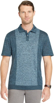 Van Heusen Men's Air Melange Classic-Fit Polo