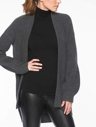 Athleta Wool Cashmere Lucca Wrap