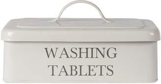 Garden Trading - Washing Tablet Box - Chalk
