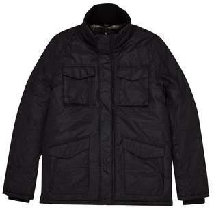 Burton Mens Threadbare Black Pontiac 4 Pocket Funnel Jacket*