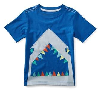 Tea Collection Great White Graphic T-Shirt