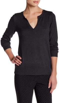 Go Silk go > by GoSilk Go Down In Back Silk Blend Sweater