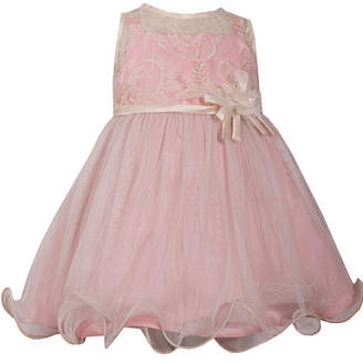 Bonnie Jean Sleeveless Ballerina Dress - Baby Girls