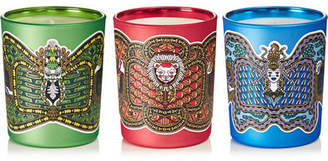 Diptyque Légende Du Nord Scented Candles, 3 X 70g - Colorless
