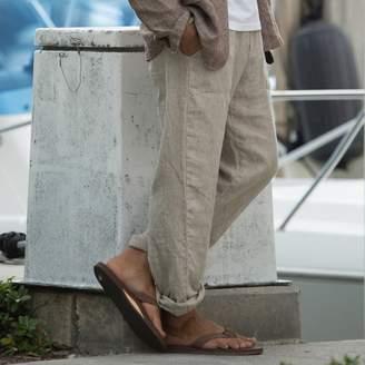 Madda Fella Linen Beach Pant