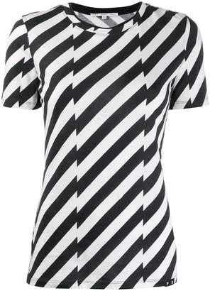 f34690d01d093d Womens Striped Shirt Diagonal - ShopStyle