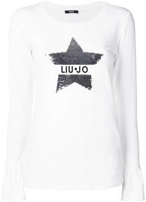 Liu Jo Zaira star jersey