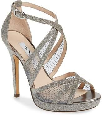 Nina Fenna Strappy Platform Sandal