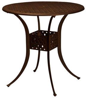 California Outdoor Designs La Jolla Bar Table Table