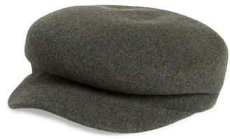 Kangol Enfield Wool Newsboy Cap