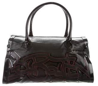 Christian Louboutin Leather Tote Bag