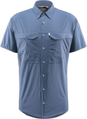 Haglöfs Salo Short-Sleeve Shirt - Men's