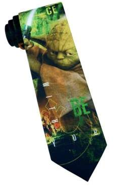 Star Wars Yoda Tie