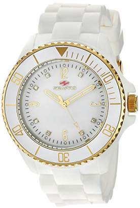 Seapro Women's SP7411 Bubble Analog Display Swiss Quartz Watch
