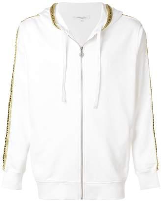 Les Benjamins printed hoodie