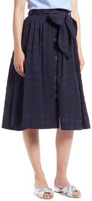1901 Clip Dot Full Skirt (Regular & Petite)