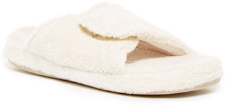 ACORN Spa Slide Slipper - Wide Width Available $38 thestylecure.com