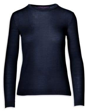 Ralph Lauren Collection Crewneck Jersey Pullover